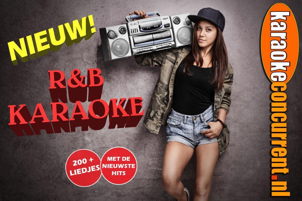 R&B Karaoke (r en b karaoke)