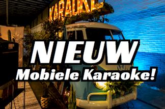 Mobiele karaoke aktie