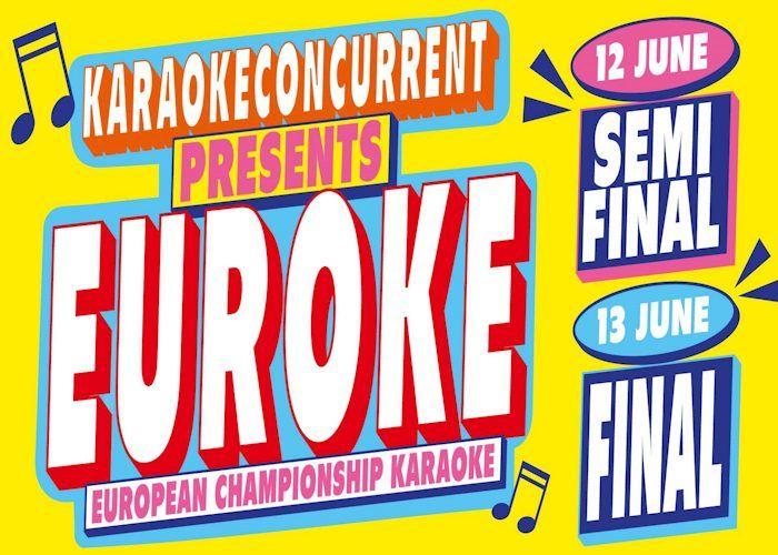 Euroke 2019 in Rottedam - Europees Kampioenschap Karaoke zingen