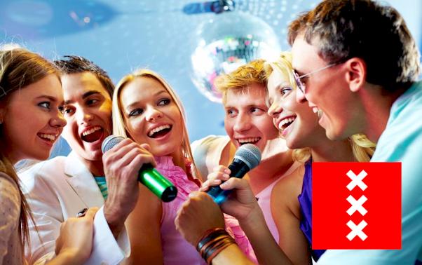 Karaoke set huren Amsterdam