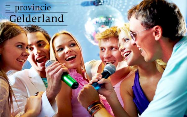 Karaoke verhuur Gelderland