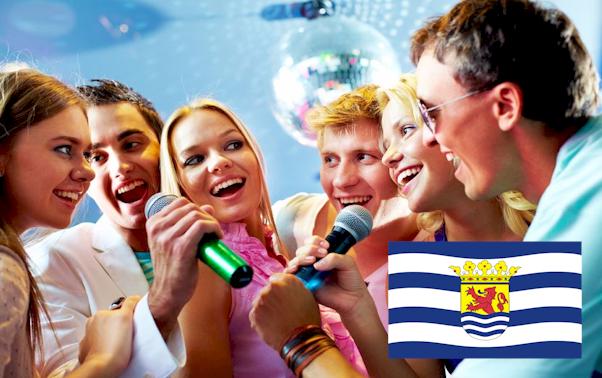 Zeeland karaoke verhuur