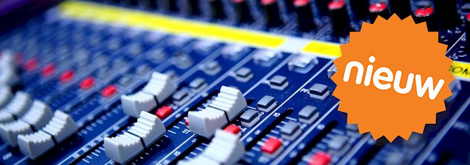 geluid installatie huren geluidsset
