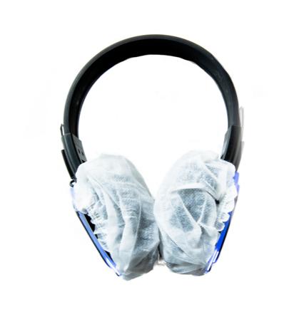 koptelefoon hygiene silent disco