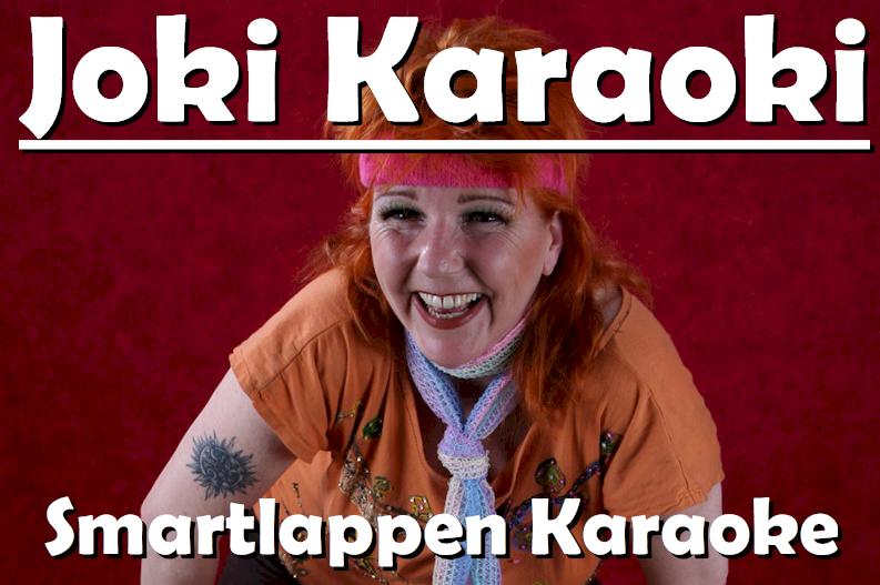 smartlappen karaoke joki karaoki