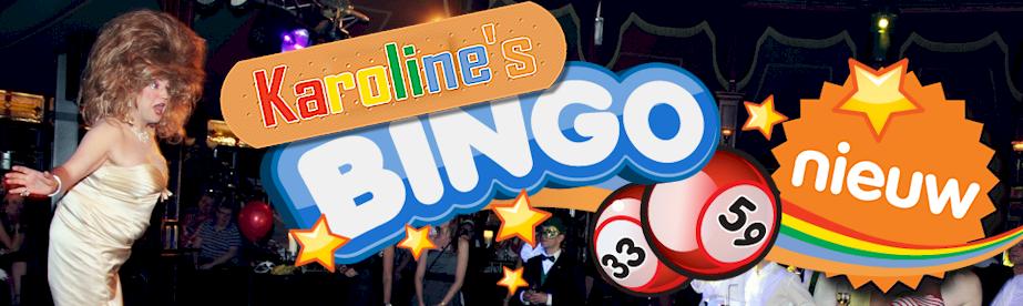 karoline's karaoke bingo