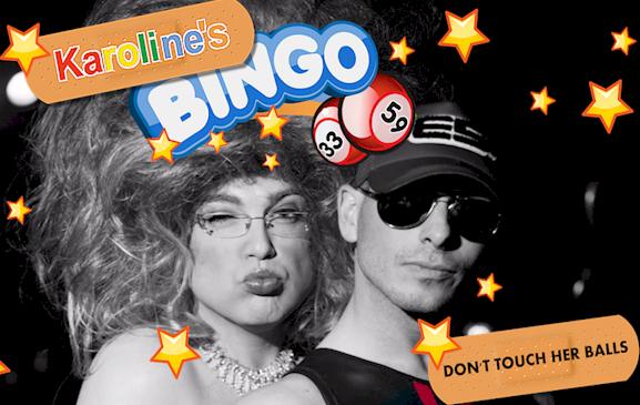 karoline bingo festijn karaoke