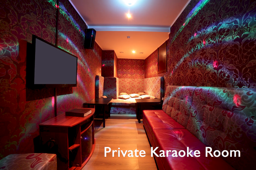 Karaoke Private Room