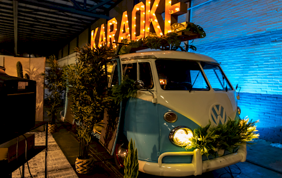 mobiele karaoke