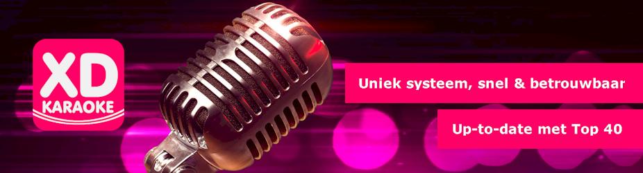 digitaal karaoke systeem xd
