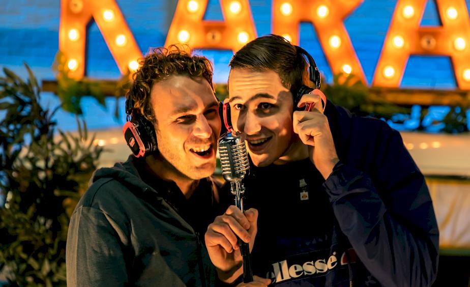 mobiele karaoke silent