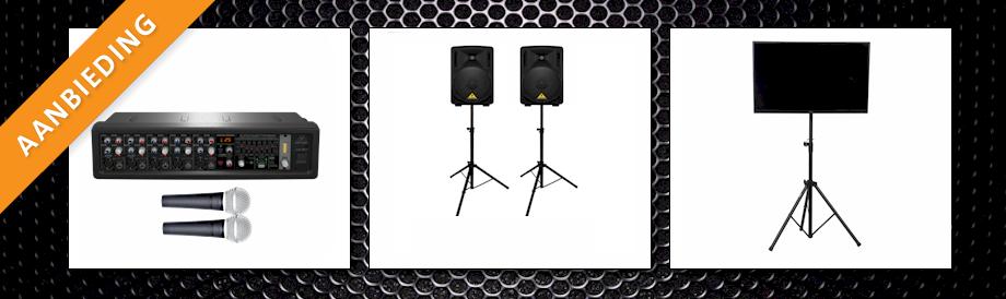 Xl-1 Karaoke set