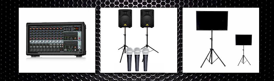 karaoke set XL-2