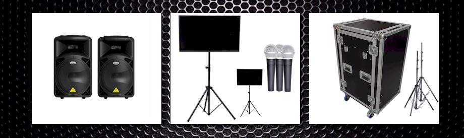KM-2 Professionele karaoke set