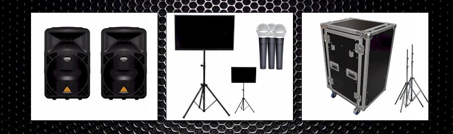 KM-3 Professionele karaoke set