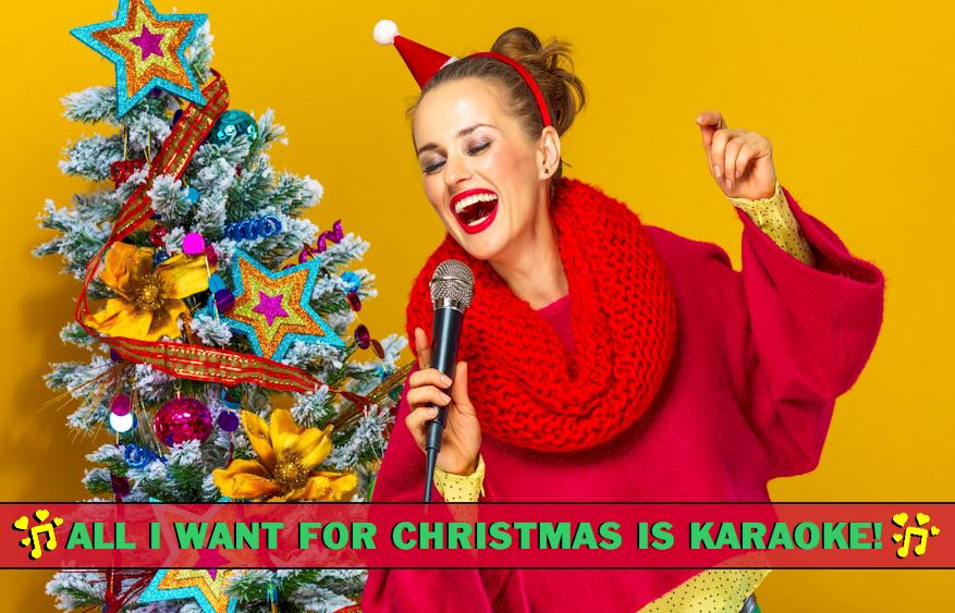 kerst karaoke christmas karaoke