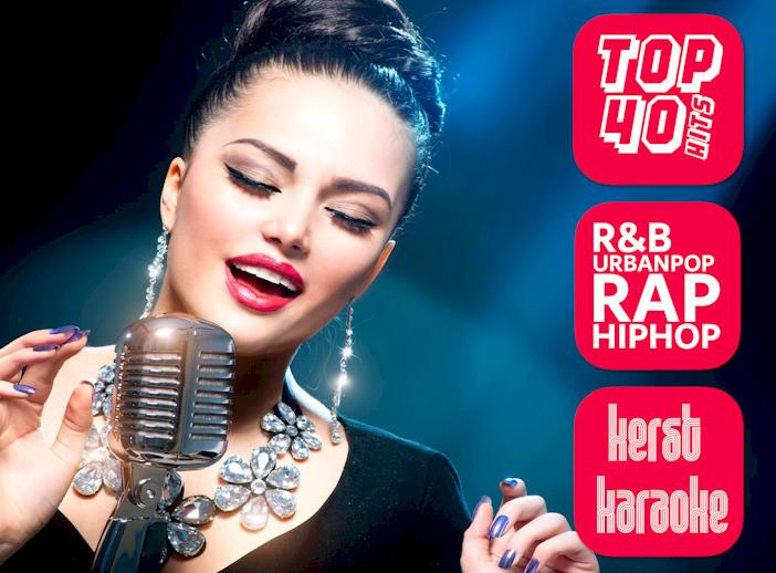 Karaoke liedjes tracks versie 6 met kerst karaoke